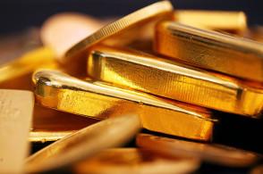 黄金连续第五个交易日下跌 收盘创四个月新低