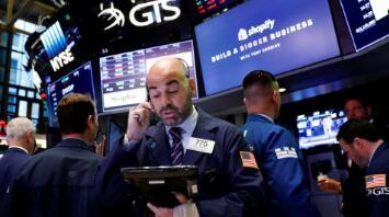 美股三大指数收盘涨跌不一 区块链、工业大麻板块表现强势